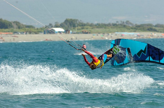 Freestyle kiteboarding: new rules, the same stoke