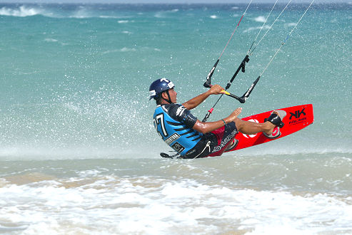 PWA Windsurfing & PKRA Kiteboarding World Cup