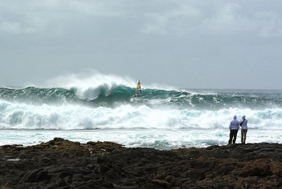 Fuerteventura Wave Classic: the island of the wind