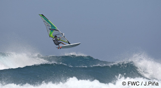 Fuerteventura Wave Classic: wind and waves are pumping