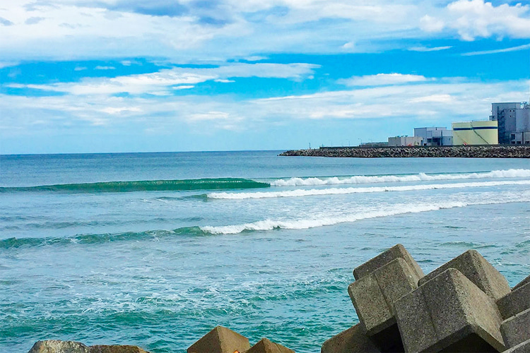 Surfing in Japan: Fukushima Prefecture | Photo: japansurf.com