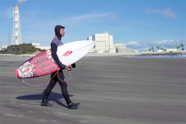 Fukushima: one of the best surf spots in Japan