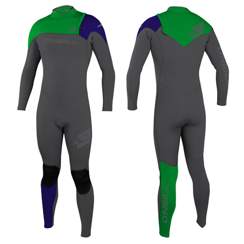 The Full Wetsuit