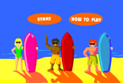 Fun Surfing Game
