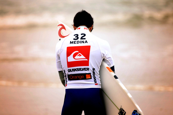 Gabriel Medina: getting ready for world surfing domination