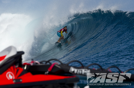 Gabriel Medina: watch the jetski, dude