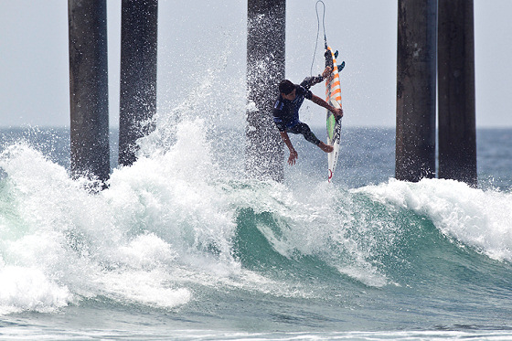 Gabriel Medina: he is not tired of so many aerials