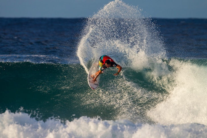 Gabriel Medina: making history at Snapper Rocks