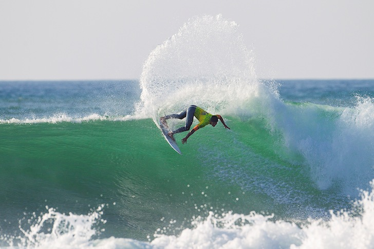 Gabriel Medina: he doesn't let go | Photo: ASP/Kirstin