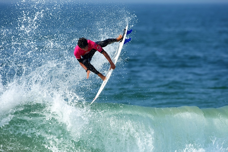 Gabriel Medina: he owns an airliner | Photo: Quiksilver