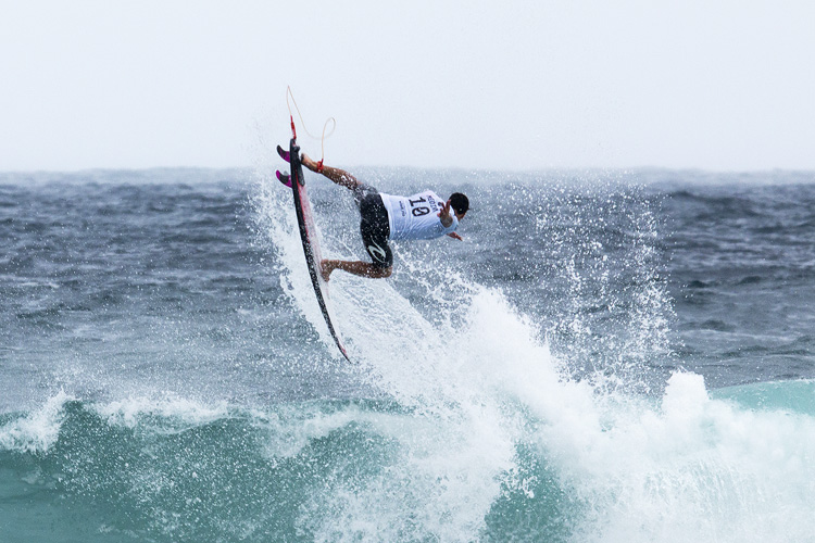 Gabriel Medina: second Perfect 10 at the Oi Rio Pro 2016 | Photo: Smorigo/WSL