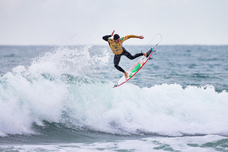 Gabriel Medina: he will fight for his third world title in Pipeline | Photo: Masurel/WSL