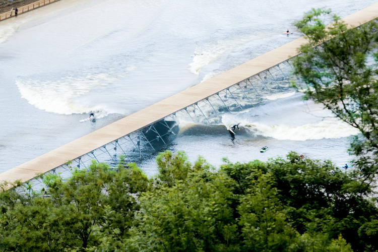 Gaia will build Portugal's first Wavegarden
