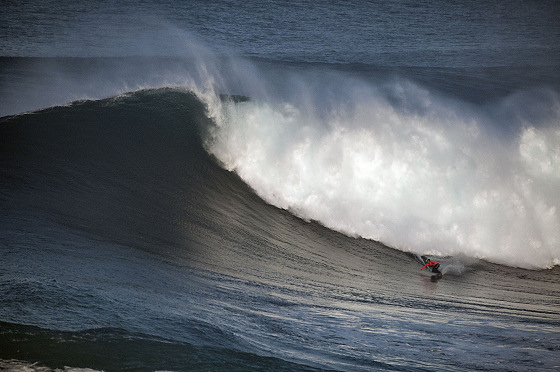 Praia do Norte: Nazaré pumps the biggest waves in the world