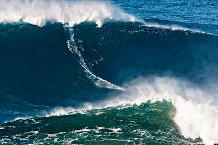Garrett McNamara: Guinness World Records confirmed he rode the biggest wave ever at 78ft