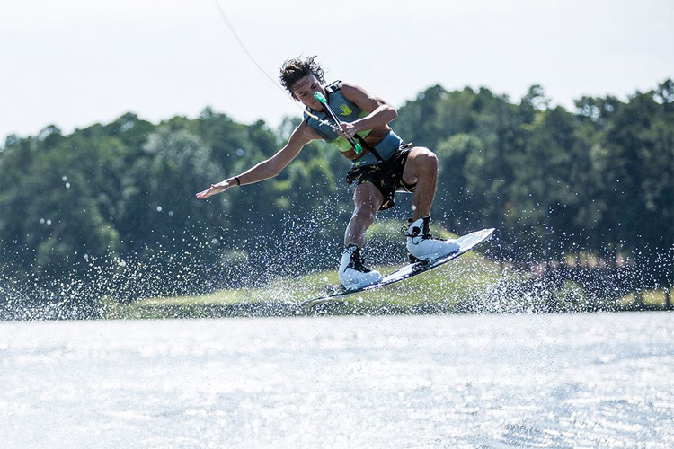 The 2018 Georgia Wake Series calendar