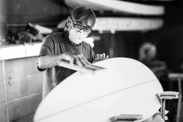 Surfboard Shaping Books