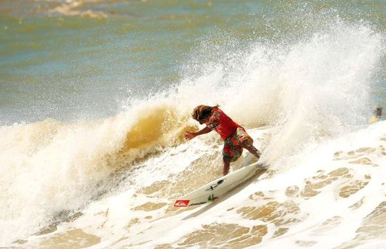 Gilbert Brown: king of surfing in Costa Rica