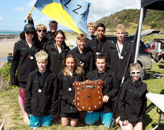 Gisborne Surfing Team: congratulations
