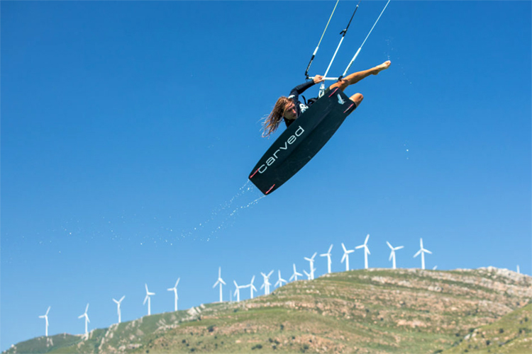 GKA World Tour: home of wave and freestyle kiteboarding | Photo: GKA