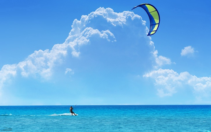 Kiteboarding: glossary is knowledge