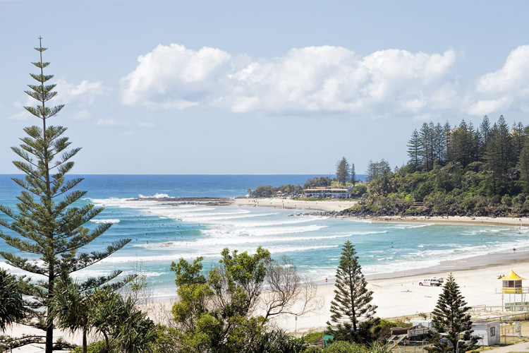 Gold Coast: the Surf Management Plan will be valid from Snapper Rocks to South Stradbroke Island