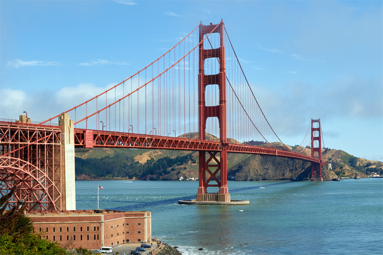 San Francisco Bay: sailingone of the most celebrated and iconic sailing venues in the world | Photo: Schulenburg/Creative Commons