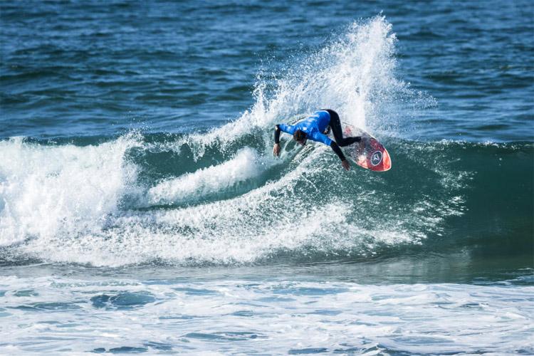 Zubizarreta and Henrique conquer the 2017 Pro Zarautz - SurferToday