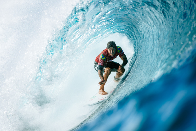 """Where does the term """"goofy-footed surfer"""" come from?"""