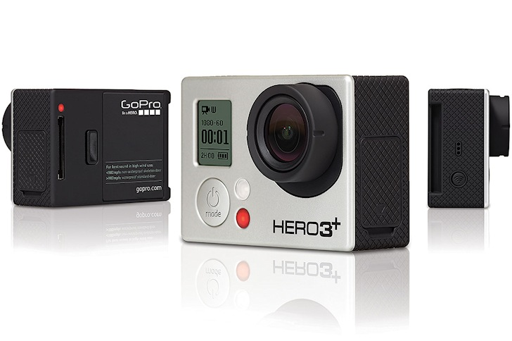 GoPro HD Hero3: smaller, lighter and more powerful
