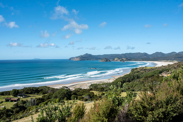 Great Barrier Island: a hidden spot known to very few surfers | Photo: Mark Russell