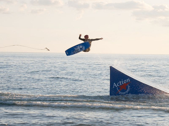 Great Lakes Kiteboarding Competition