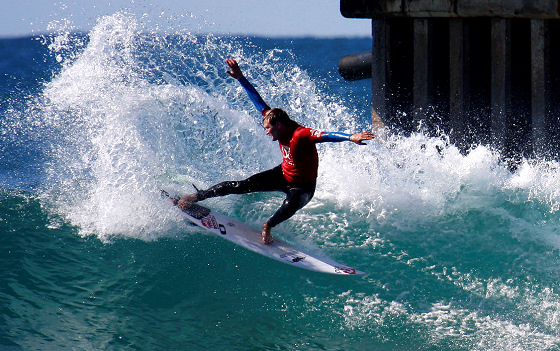 Greg Emslie: king of South African surfing