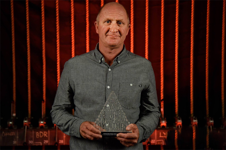 Greg Townsend: he served as CEO of Surfing New Zealand for 23 years | Photo: Sport New Zealand