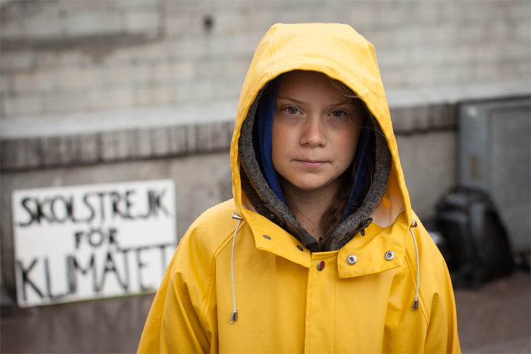 Greta Thunberg: one of the most influential climate activists on planet Earth | Photo: Hellberg/Creative Commons