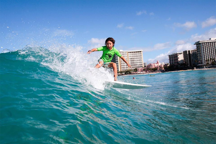 T&C Surf Grom: style is everything | Photo: Tony Heff