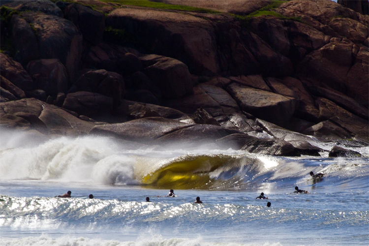 Guarda do Embaú: a World Surfing Reserve located in the Brazilian state of Santa Catarina | Photo: Plínio Bordin