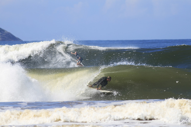 Guarda do Embaú: the 9th World Surfing Reserve | Photo: Farias/Creative Commons