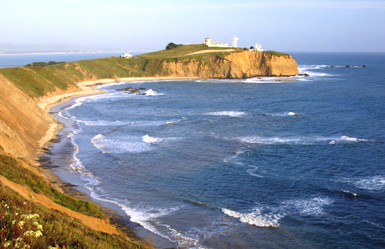 Poplar Beach In Half Moon Bay