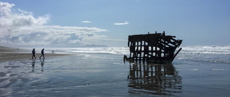 Hammond, Oregon: the graveyard of the Pacific | Photo: runarut/Creative Commons