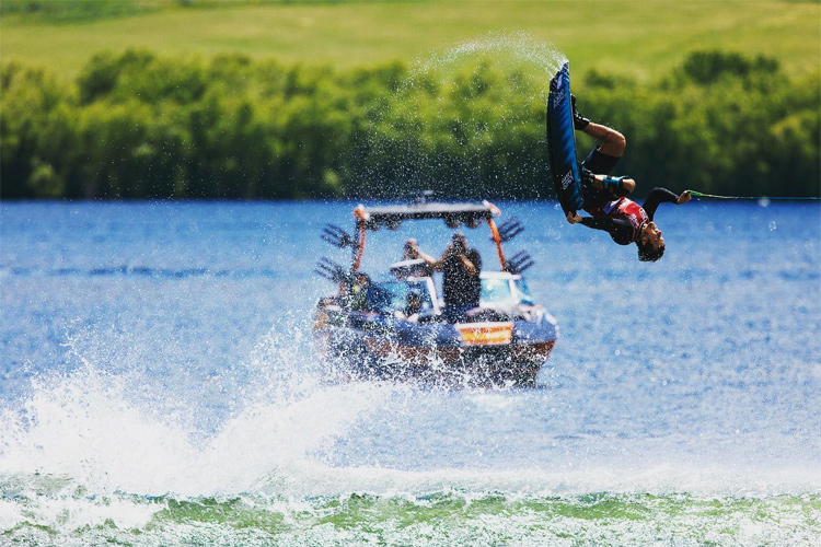 2020 Pro Wake Tour: will Harley Clifford submit the best runs? | Photo: PWT