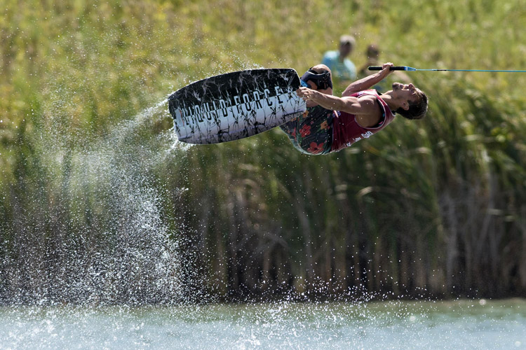 Harley Clifford crowned 2017 Pro Wakeboard Tour champion