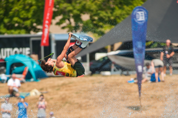 Harley Clifford: your 2018 wakeboard national champion | Photo: WWA