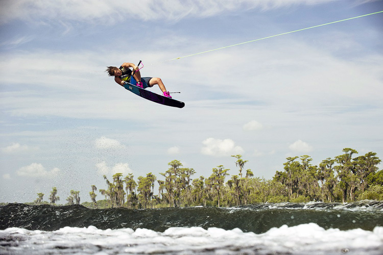 Harley Clifford: ready to storm the MasterCraft Throwdown | Photo: MasterCraft
