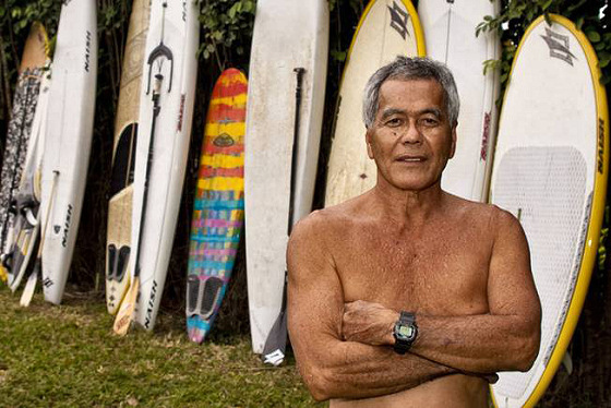 Harold Ige: surf legend an Naish icon