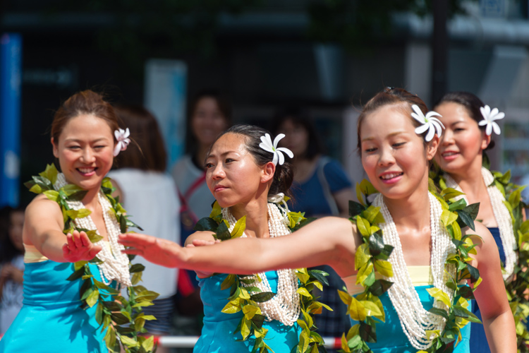 Hula: the traditional Hawaiian dance is performed for entertainment purposes, but is also has religious and spiritual goals | Photo: Shutterstock