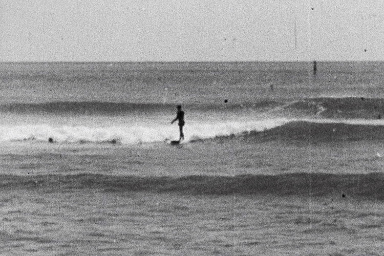 "Surf Board Riders: a scene from Thomas Edison's ""Hawaiian Islands"""