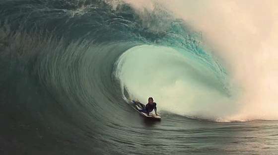HB Epic: the bodyboard for top moments
