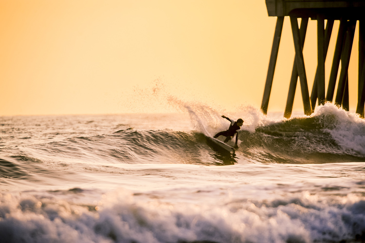 Huntington Beach: the official Surf City USA | Photo: Shutterstock