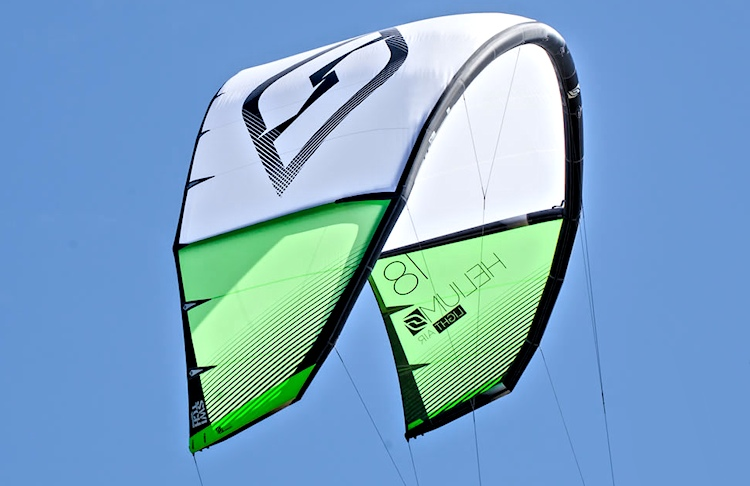 Helium: the Switch kite for light winds